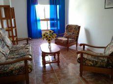 Se alquila piso amueblado de 2 hab. San Isidro