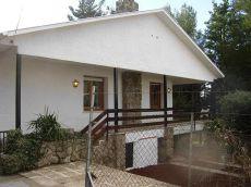 Casa Chalet en alquiler en Guadarrama