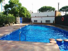 Magn�fico piso en Blanes, seminuevo, exterior y con piscina