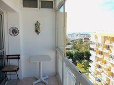 Precioso apartamento de 1 habitaci�n con terraza y piscina