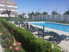 Buena vivienda con piscina
