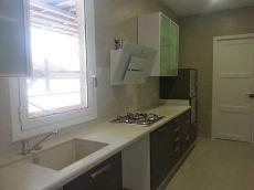 Precioso amplio y luminoso piso en alquiler en el cuadrat d'