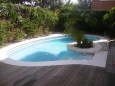 Casa amueblada con piscina