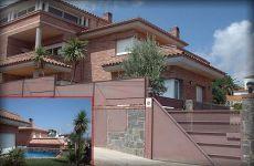 Casa en Albarosa, Viladecans de alt�sima calidad y acabados