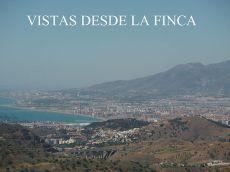 Montes Malaga alquiler finca 50. 000 m2 casa 5 minutos Malag
