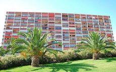 Apartamento de 60 m2 en residencial con piscina y parking