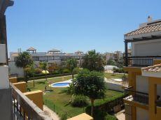 Vera playa, apartamento 2 dormitorios