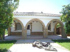 Alquiler casa jardin El Puerto de Santa Maria