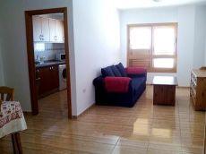Piso exterior, equipado, 3 dormitorios, garaje, cocina ind