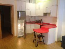Apartamento de 1 dormitorio y 1 ba�o. Obra nueva.