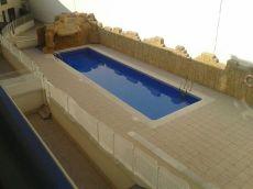 Piso con parking y piscina