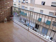 Alquiler piso 3Habitaciones amueblado san marcelino valencia
