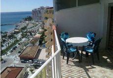 Se alquila apartamento en primera linea de playa Almu�ecar