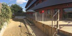 Planta baja con terraza de 101m