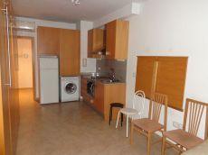 Apartamento tipo loft equipado en zona escuelas