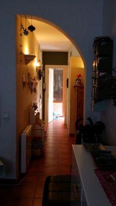 Bonito piso exterior reformado sin muebles