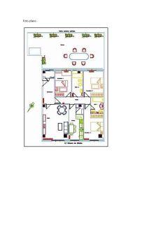Alquilo piso amueblado de 3 dormitorios. Zona la Chantr�a.