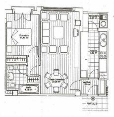 Apartamento c�ntrico en Pontevedra