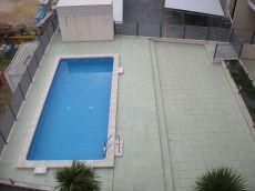 Piso de dos habitaciones con piscina
