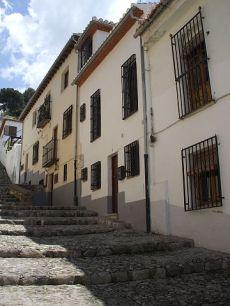 Casa peque�a en Albaic�n Bajo