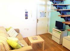 Luminoso apartamento en el centro de Madrid para estudiantes