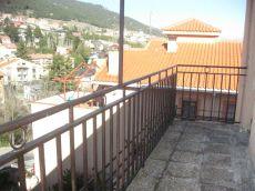 Piso con gran terraza y vistas