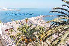 Primera l�nea. Frontal mar, centro marbella. 3 dormitorios