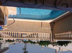 Alquilo bonito chalet con piscina privada en Torrevieja