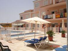 Apartamento en la playa de Torreguadiaro