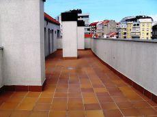 �tico con terraza en zona Pizarro