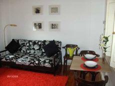 Apartamento amueblado en la Plaza de Am�rica