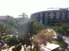 Piso reci�n reformado, muy soleado y frente al Camp Nou