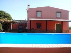 Chalet con piscina zonas verdes 5 dorm san jose de la rincon