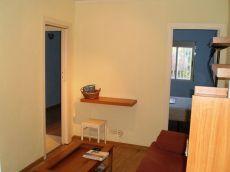 Se alquila piso de dos habitaciones en Villa de Vallecas