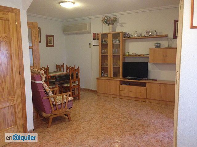 Alquiler piso 2dormitorios santiago de la ribera base for Pisos alquiler santiago