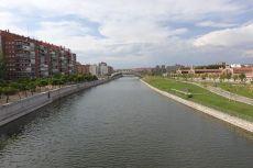 Piso reformado exterior con vistas a Madrid R�o