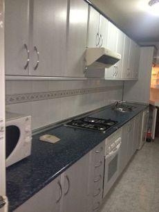 Chollazo piso de tres dormitorios dos ba�os con garaje
