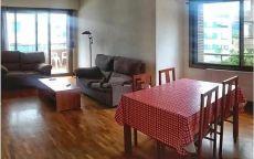 Amplio piso Aiete, 2 terrazas, 2 balcones, sur, calefacci�n