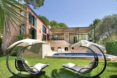 Villa moderna en zona residencial y exclusiva de Son Vida