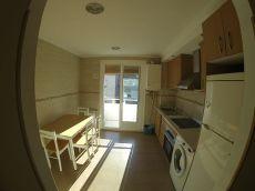 Alquiler piso dos habitaciones