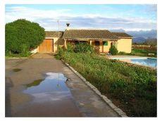 Alquiler casa piscina Santa Eugenia