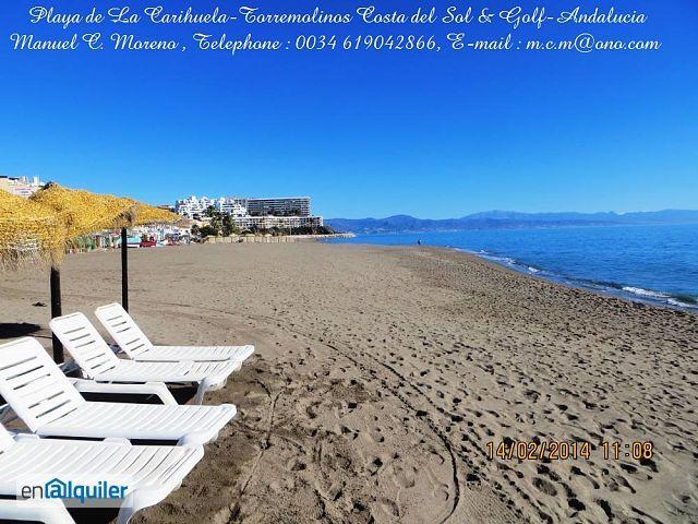 La carihuela cerca de la playa parking opcional 571711 for Alquiler piso playa arinaga