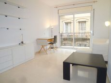 Piso en alquiler de 55 m2 amueblado. 1 habitaci�n.