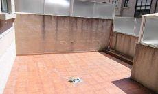 Apartamento con terraza de 28 m2