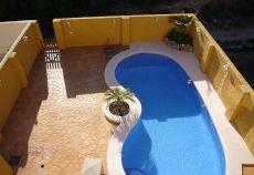 Alquiler chalet Benidorm 3 dormitorios,3 ba�os,400 m2 parcel