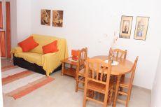 Estupendo piso en el centro de Garrucha