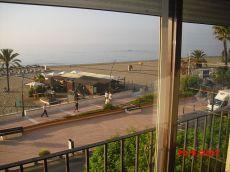 Linda vivienda decorada 1 linea de playa