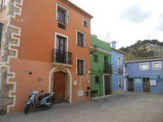 Casa en el barrio de pescadores