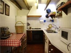 Alicante interior alquiler casa Rural tres dormitorios doble