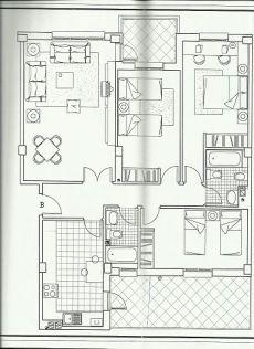 La Tejera, espacioso orientaci�n sur, garaje y trastero.